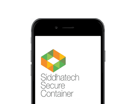 Siddhatech Secure Container